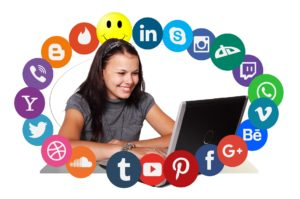 invloed van social media