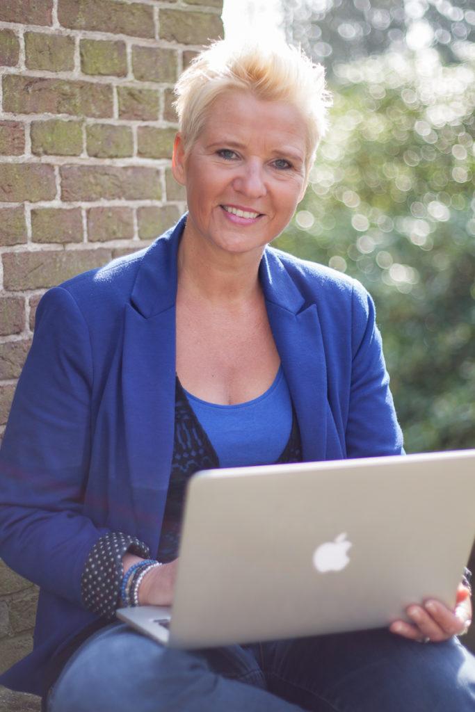 Werkvakantie bloggen