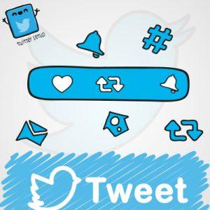 Twitteraccount inrichten