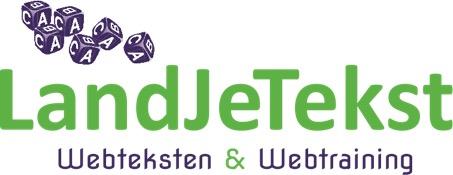 Webteksten van LandJeTekst