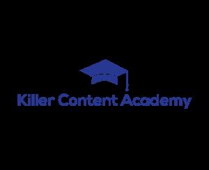 Killer Content Academy