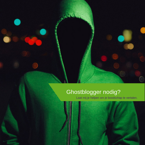ghostblogger